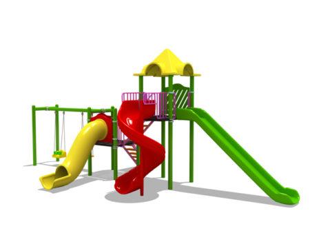 Çocuk Oyun Parkı / BOS-01