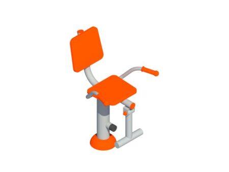 açık alan fitness eks13